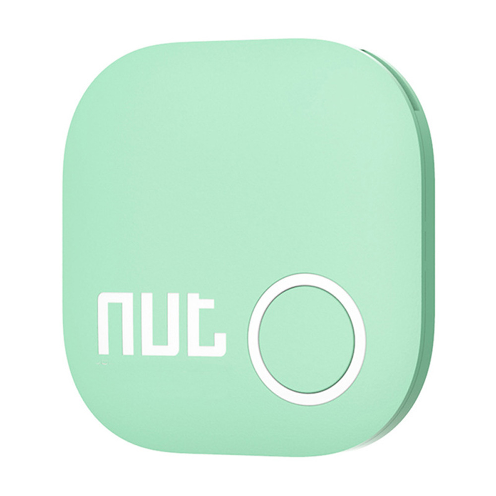 Nut 2 F5D Finder Mini Bluetooth Tracker Anti Lost Reminder for Pet Wallet- White