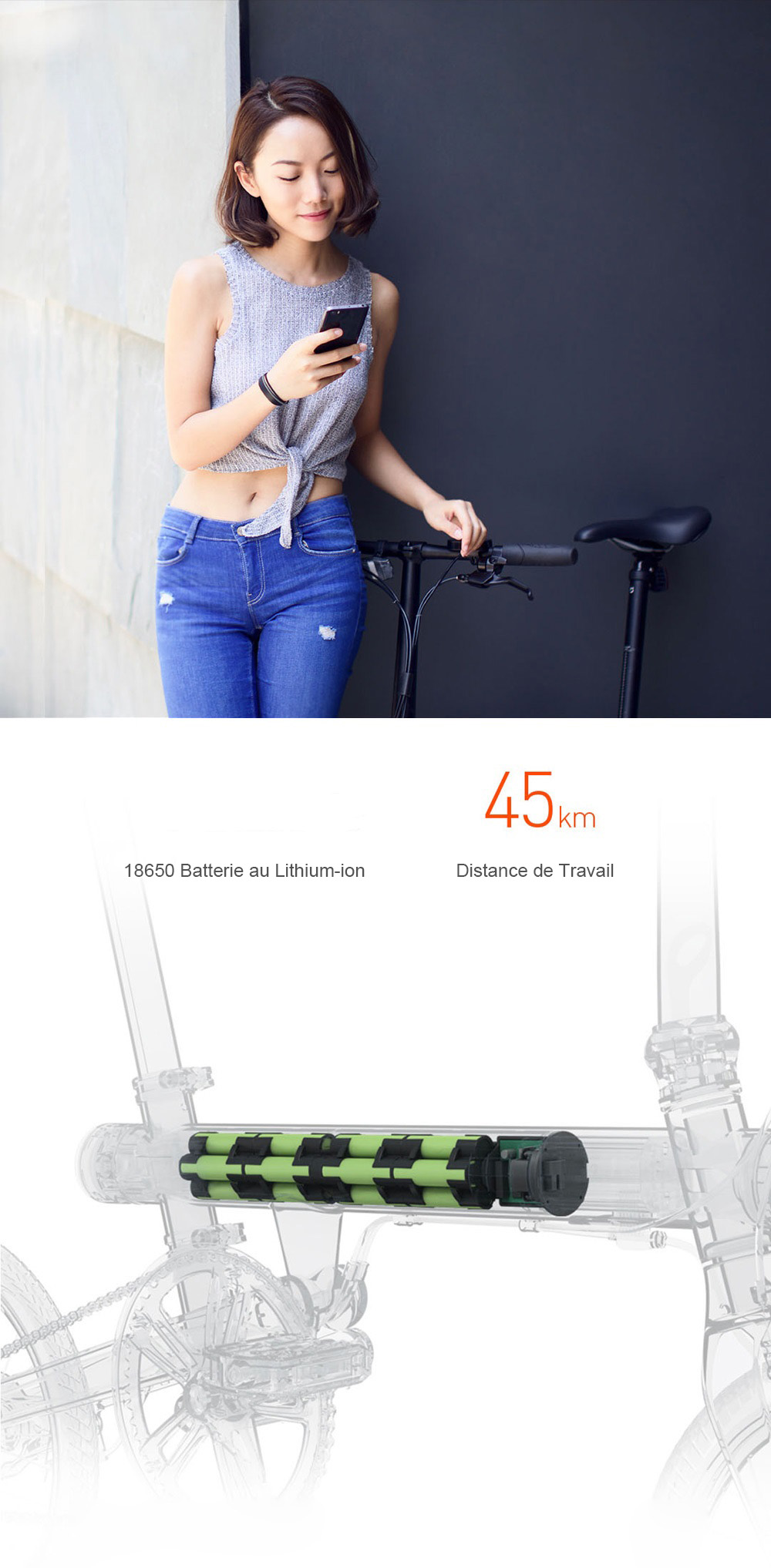 Bluetooth 4, 0 Design Pliable Support pour Application