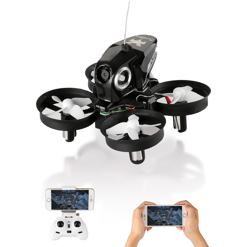 H801 720p 24ghz 4ch 6 Axis Gyro Wifi Fpv Remote Control Quadcopter The Wireless Equipment Is Delay Time Mode You
