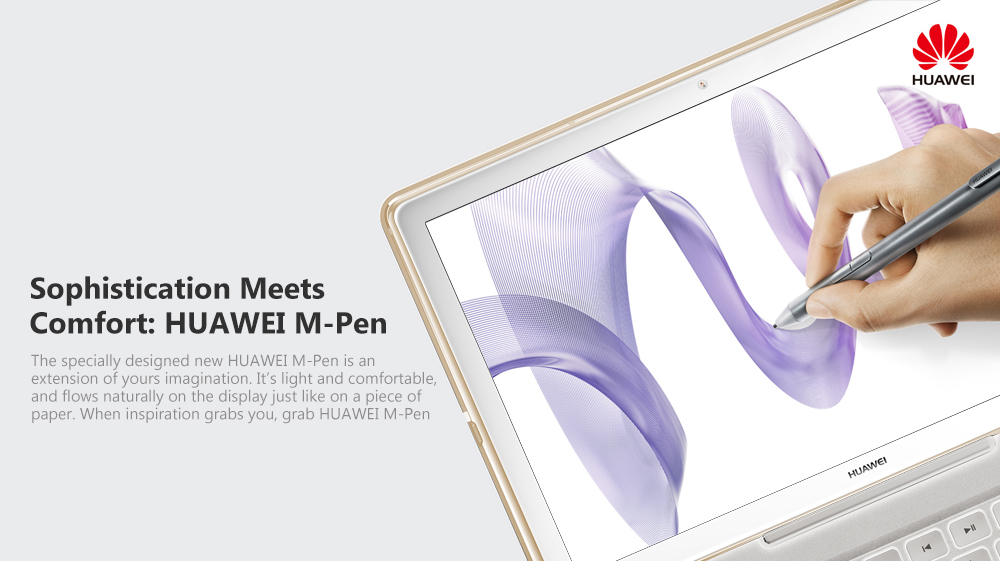 HUAWEI MediaPad M5 Pro ( CMR - W19 ) Tablet PC Internatinal Version