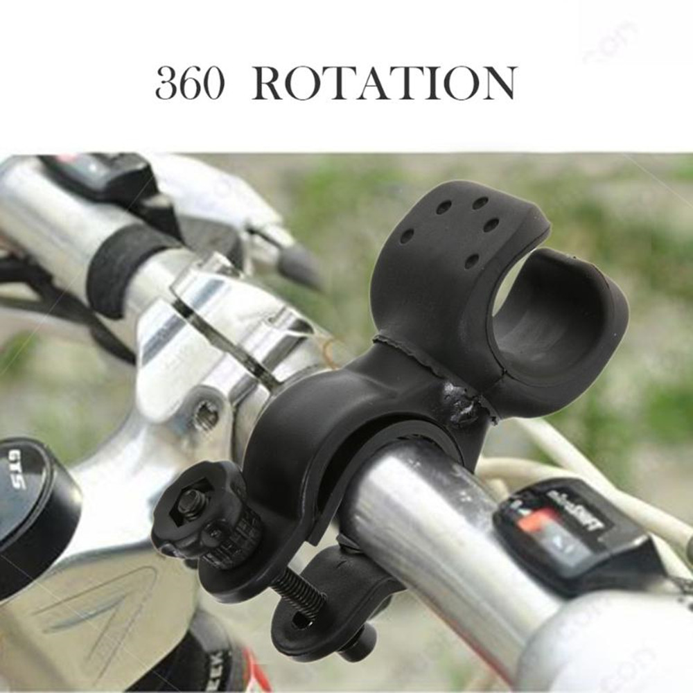 1pcs Universal Mini Rotaty Rearview Handlebar Glass Mirror For Bicycle CA
