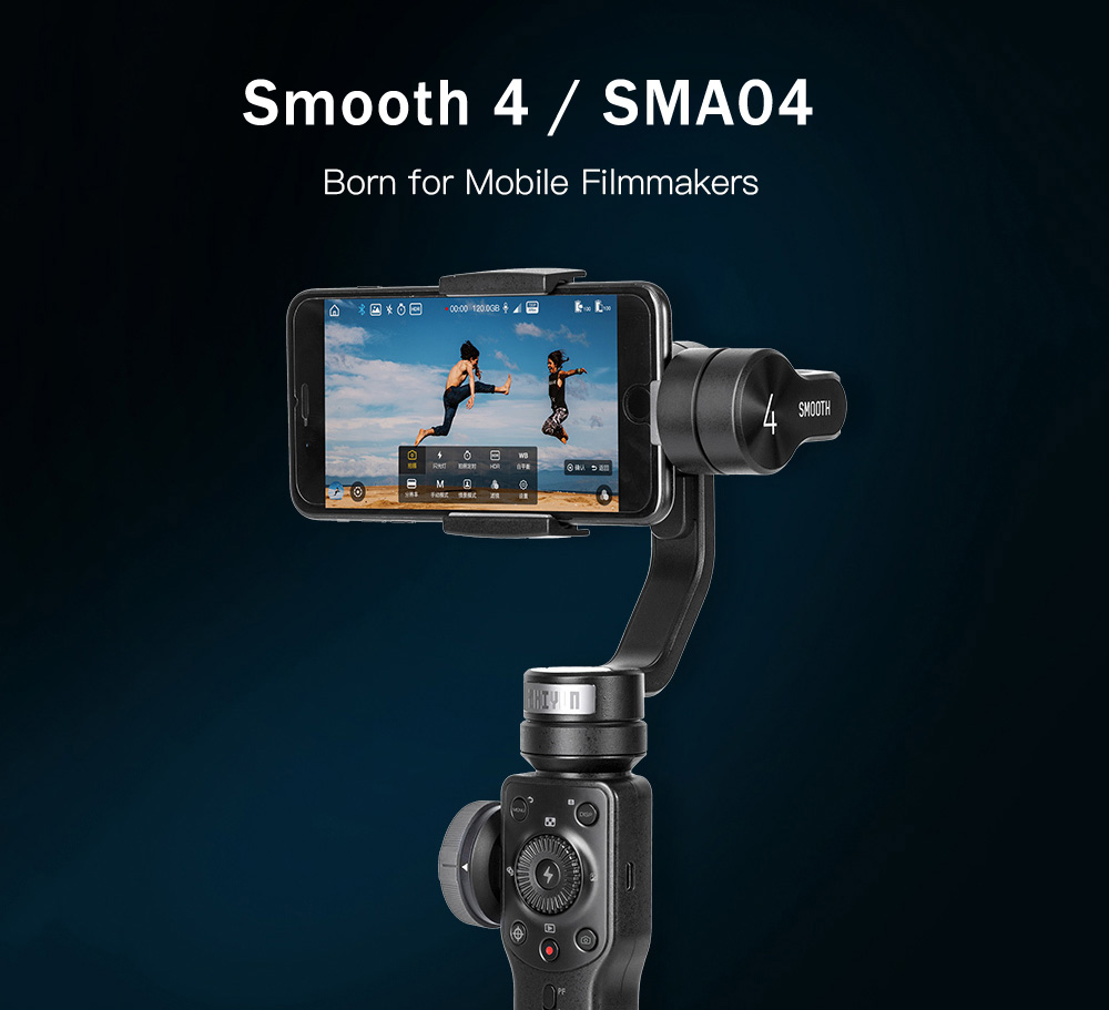 Gearbest Zhiyun Smooth 4