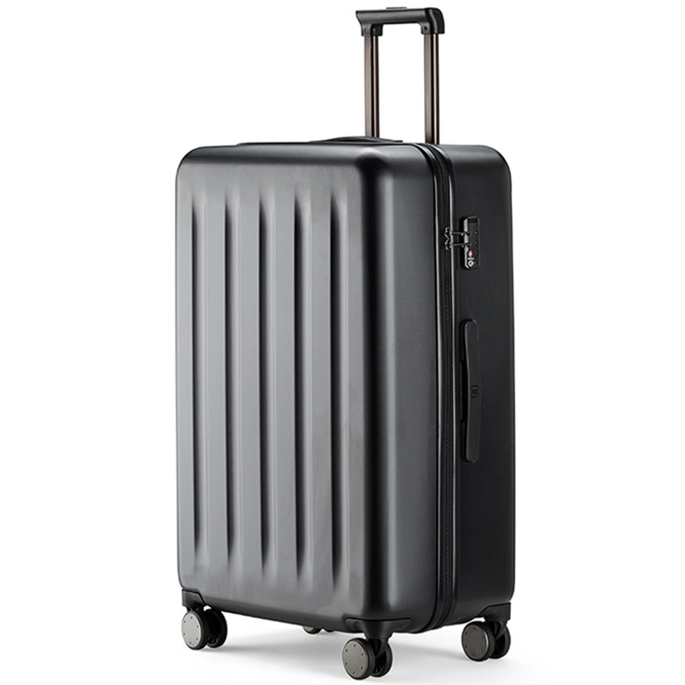 Color : Black, Size : 22 Inch Trolley Case-Waterproof Luggage Box Universal Wheel Suitcase Student Password Box Cloth Box Large Capacity Trolley Case 4 Colors 5 Sizes Optional