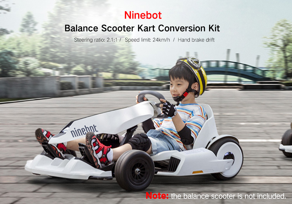 Ninebot N4MZ98 Balance Scooter Kart Conversion Kit from Xiaomi mijia