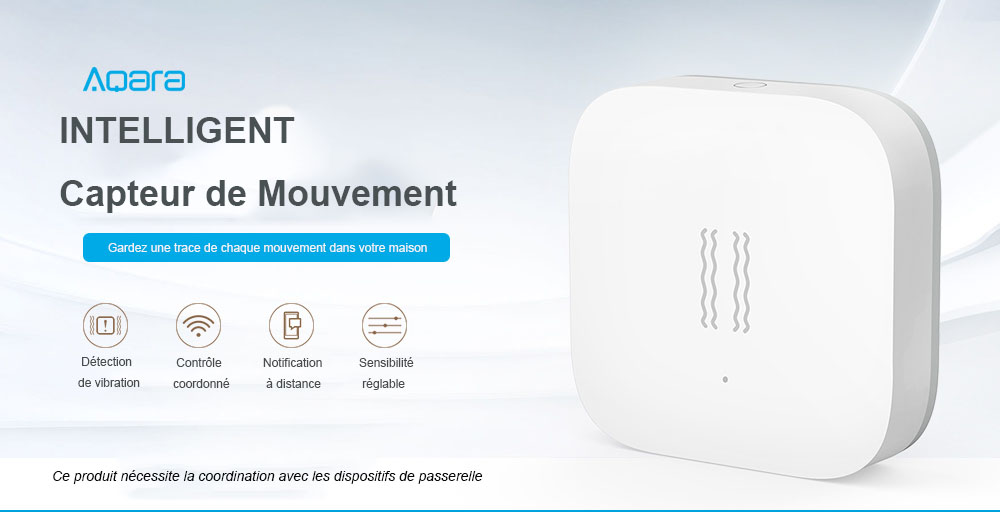 Aqara Smart Motion Sensor International Edition White