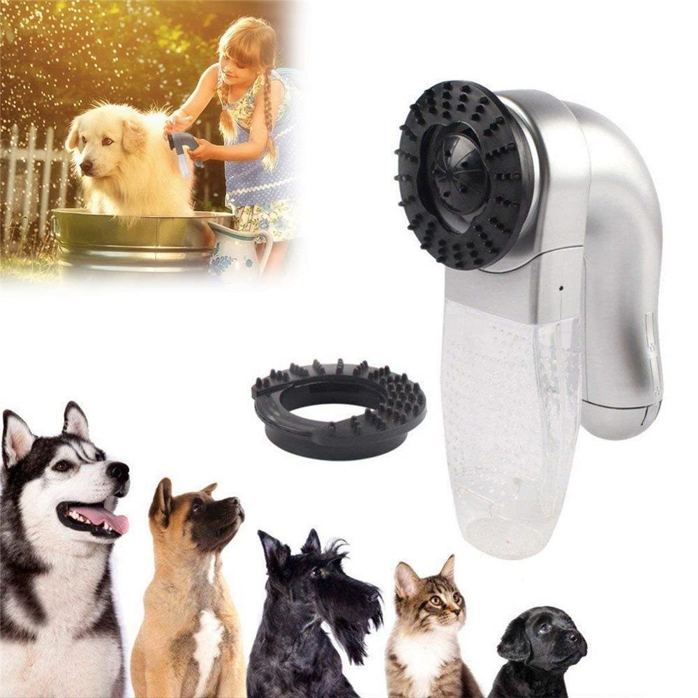 Shed Pal Cordless Pet Vac Vacuum For Cleaning Dog Cat Hair Fur