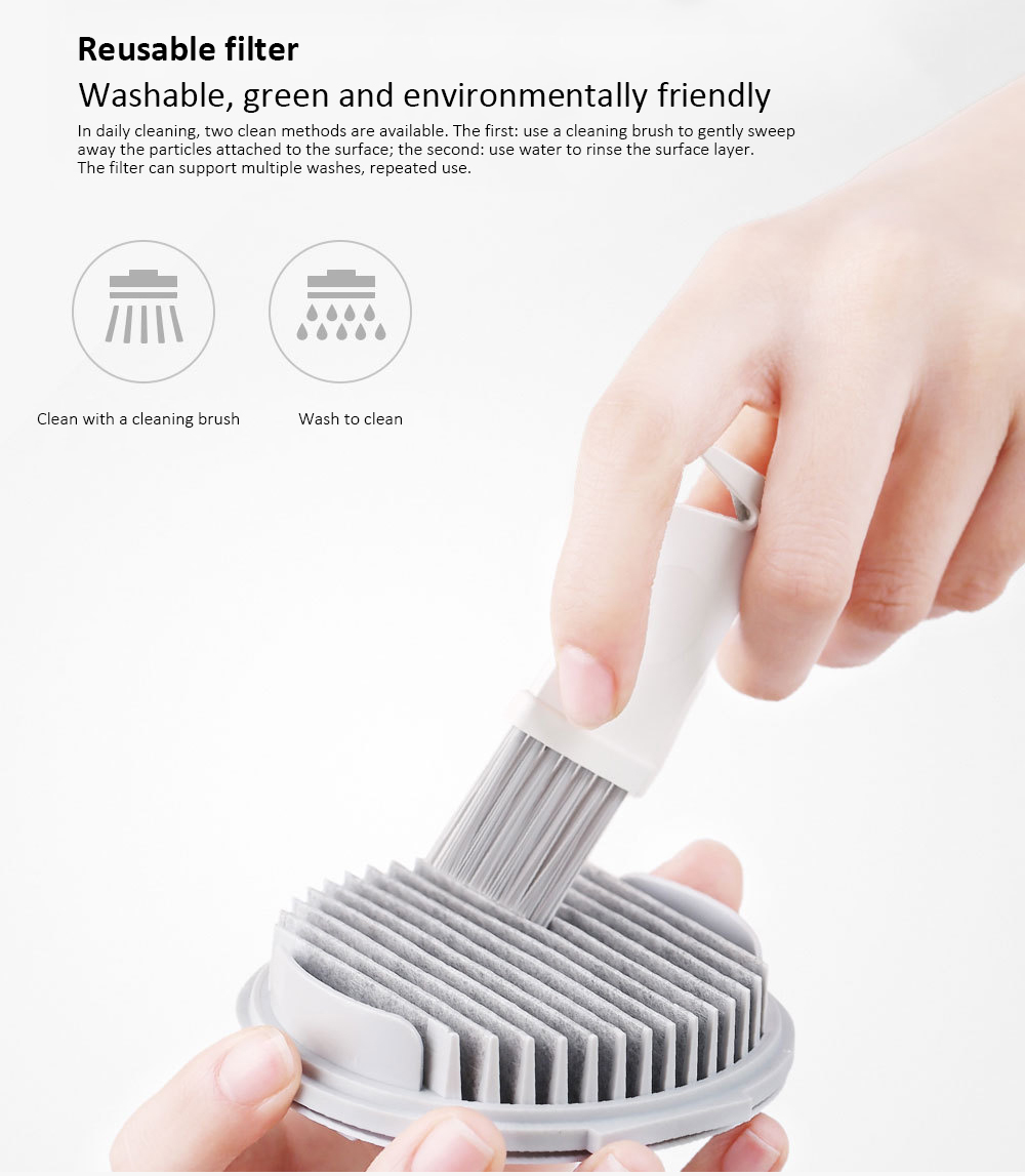 Xiaomi Roidmi Wireless F8 Smart Handheld Vacuum Cleaner Filters Spare Parts 2PCS Appliances Home, Furniture & DIY