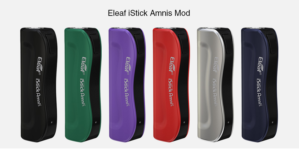 Eleaf iStick Amnis Mod Colors Available