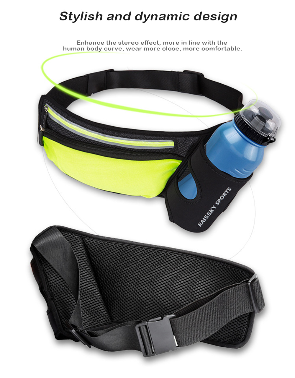 Science It S Like Magic But Real Sport Waist Packs Fanny Pack Adjustable For Run