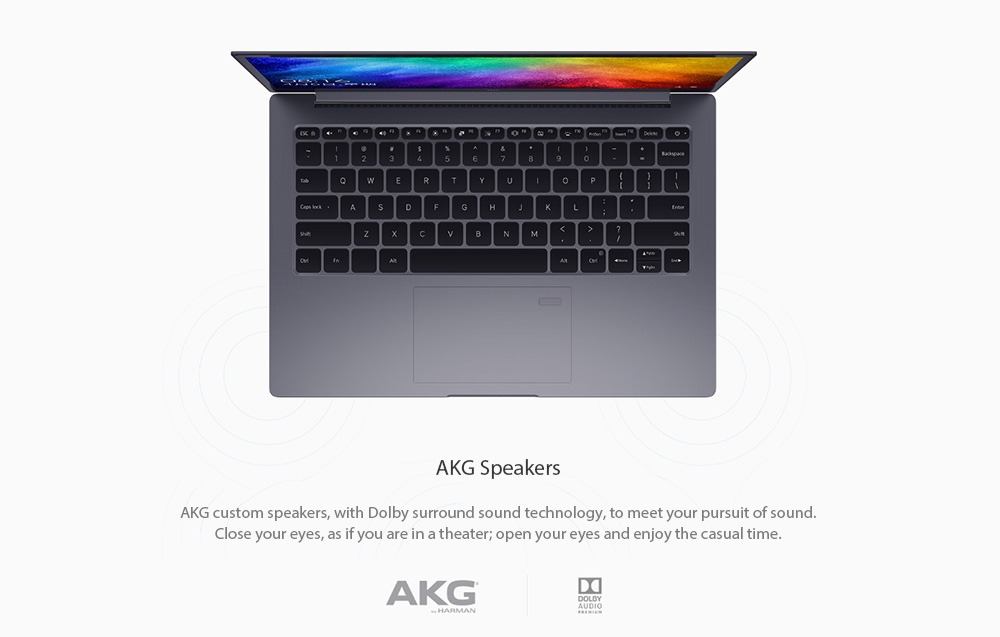 coupon Xiaomi Air Laptop Fingerprint Recognition13.3