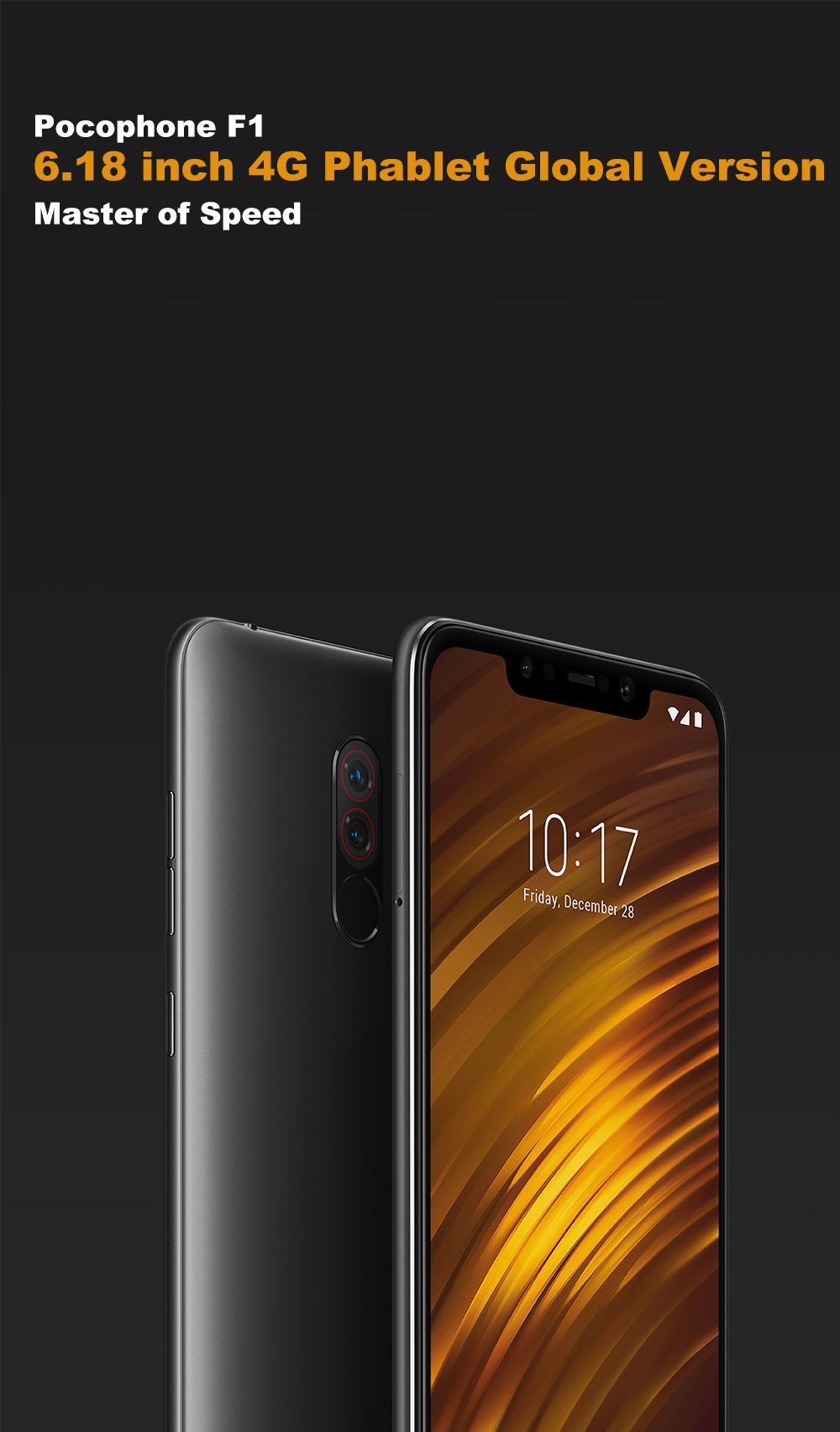 coupon Xiaomi Pocophone F1