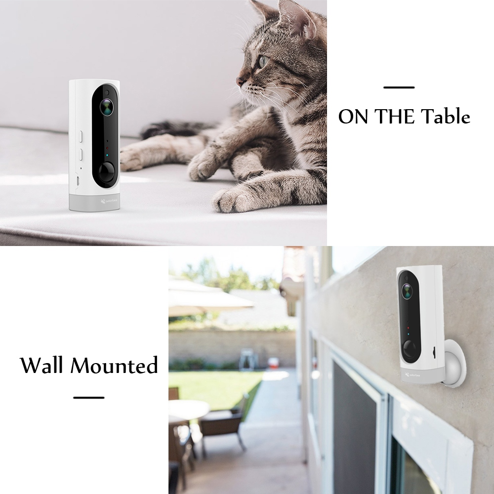Adorbee A1 Smart WiFi IP Network Camera Security Monitor