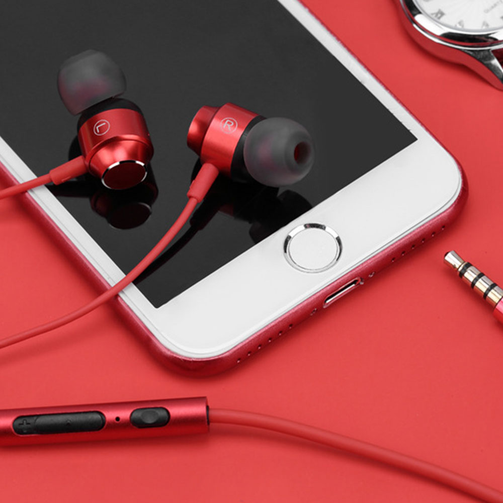 35 Mm Earphone Hifi Computer Game In Ear Headset For All Phone Basic Mobile To Pc Cable