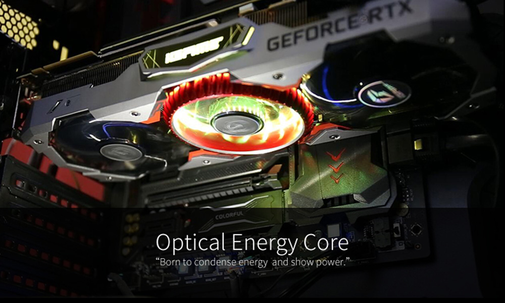 Colorful iGame GeForce RTX 2080 Ti Advanced Graphics Card