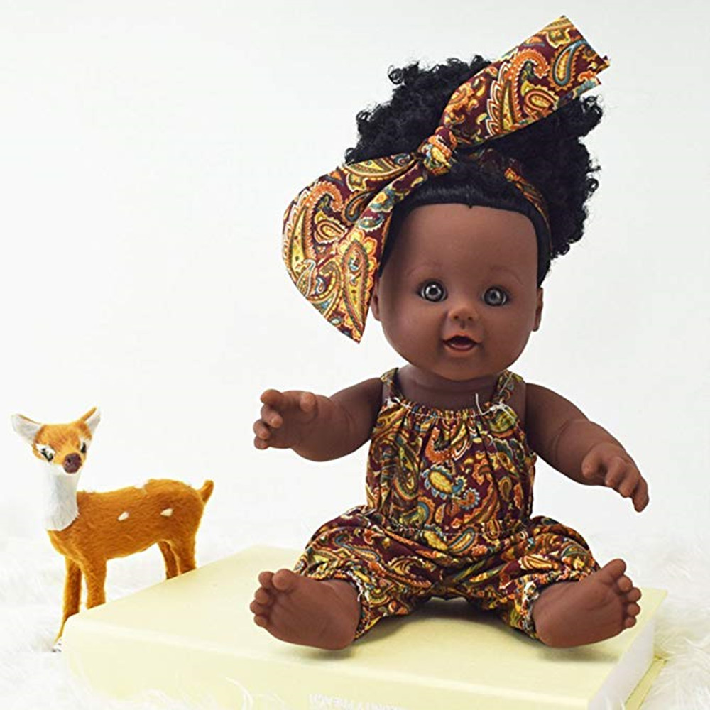 Fashion Girl Dolls Toys To Children'S Perfect Gift- Multi-A