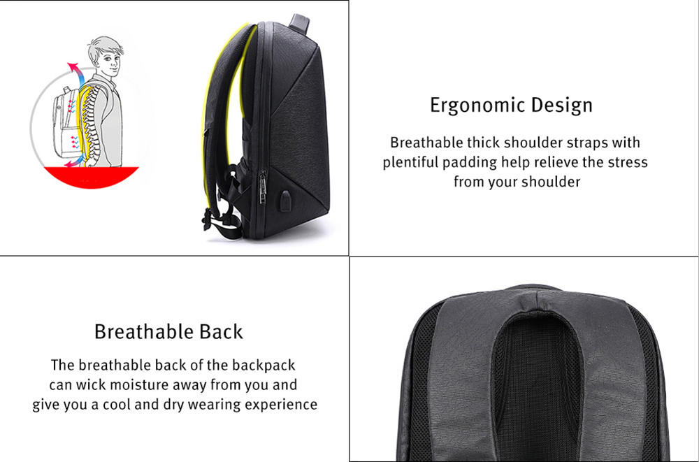 Anti Theft Travel Bag For Travelers