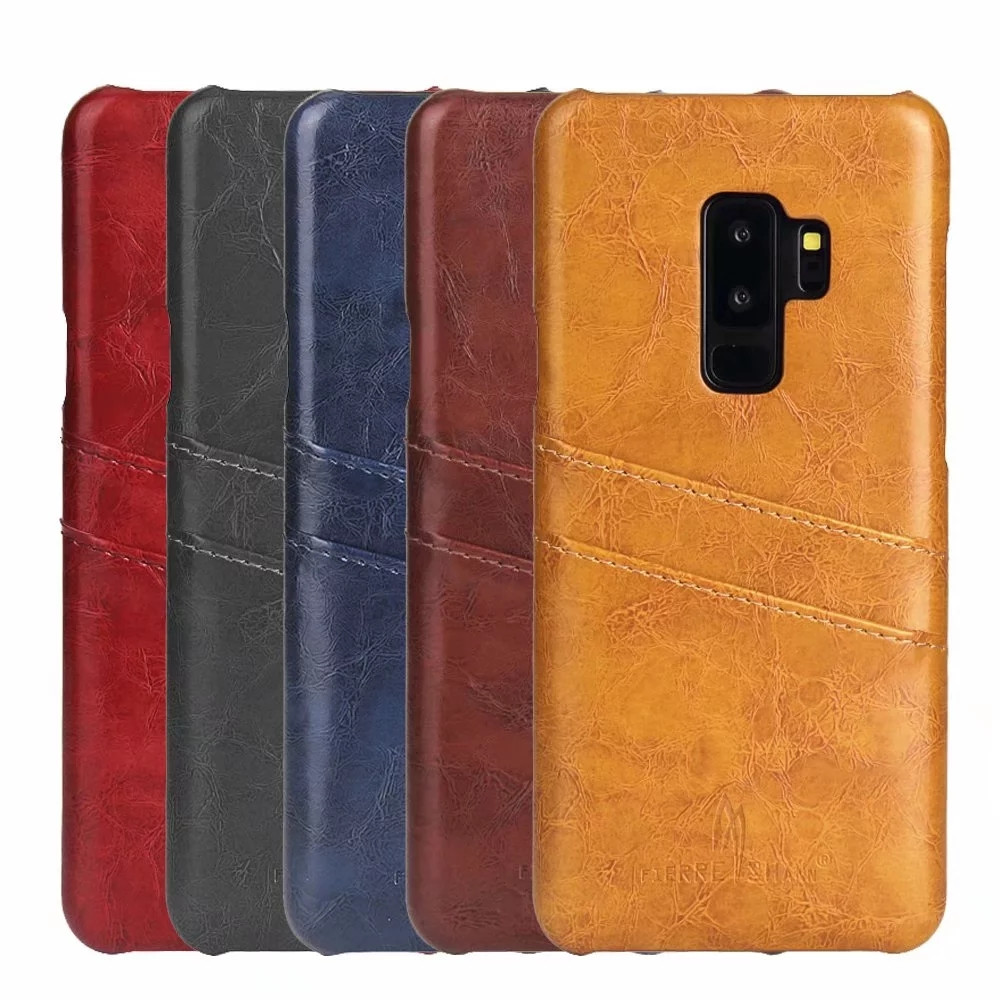 Cover iPhone 8 iPhone 7 Pelle Custodia MH Designs Vintage Series