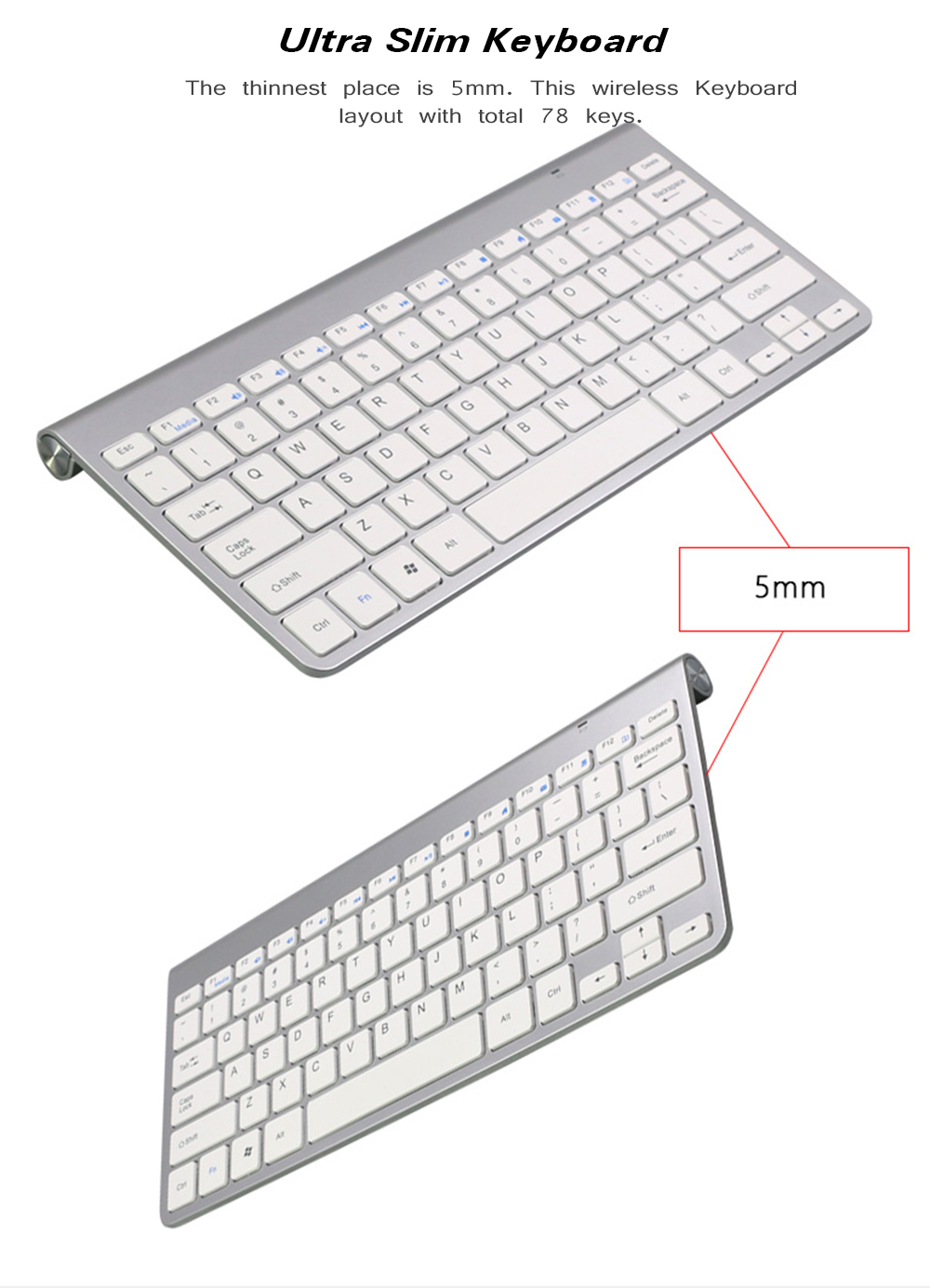 Hyt 01 24ghz Wireless Keyboard And Mouse Set 1597 Free Hk 6500 Combo Ergonomic Gaming Rose