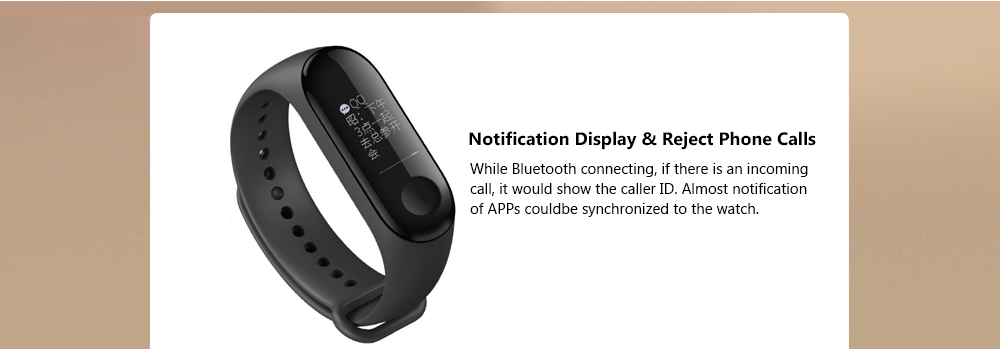 Bluetooth 4.2 Heart Rate Monitor Pedometer NFC Functions- Black