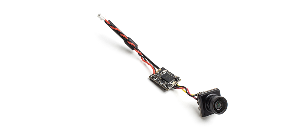 CADDX FireFly CMOS 1200TVL FPV Camera- Black PAL 16/9