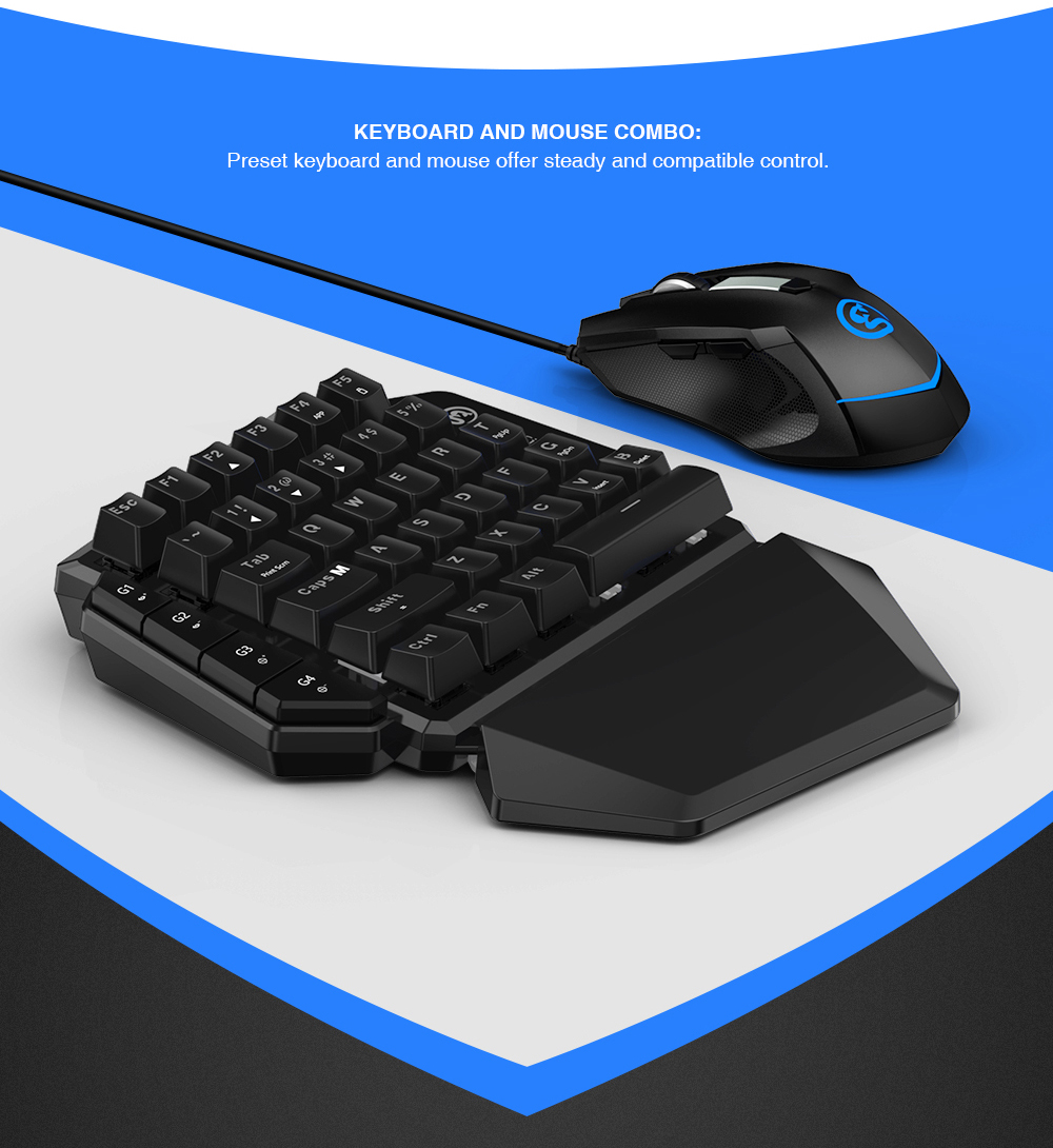 GameSir VX AimSwitch Wireless E-sports Keyboard Mouse Combo