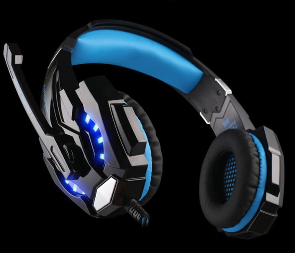 Kotion Each G9000 35mm Usb Gaming Headset Over Ear Headphones For