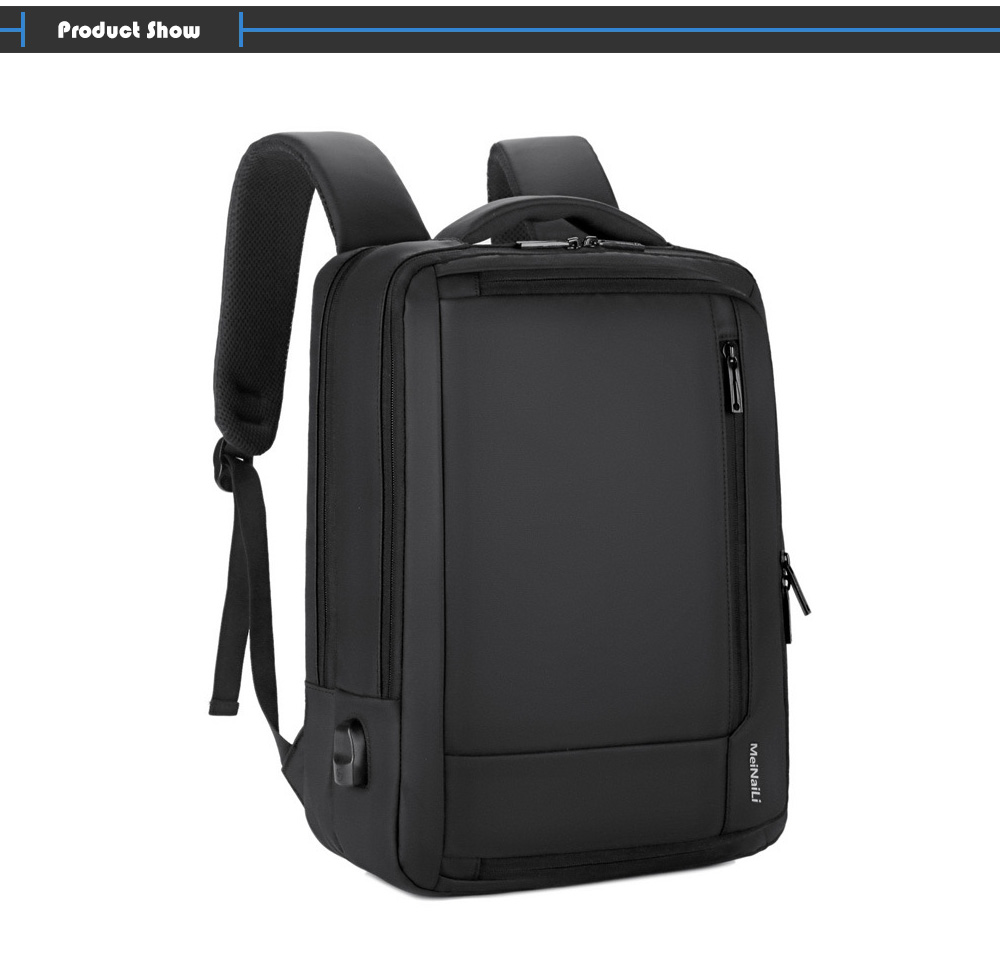 meinaili 1805 Nylon Business Travel Backpack