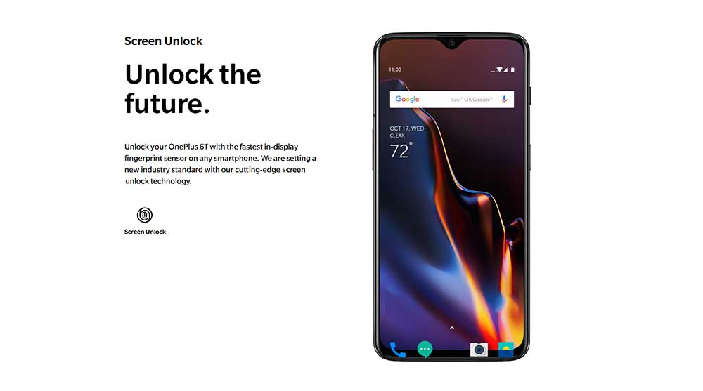 OnePlus 6T 4G Phablet 6.41 inch Oxygen OS ( Android Pie ) Snapdragon 845 Octa Core 2.8GHz 8GB RAM 128GB ROM 16.0MP + 20.0MP AI Rear Camera Fingerprint Sensor 3700mAh Built-in- Mirror Black