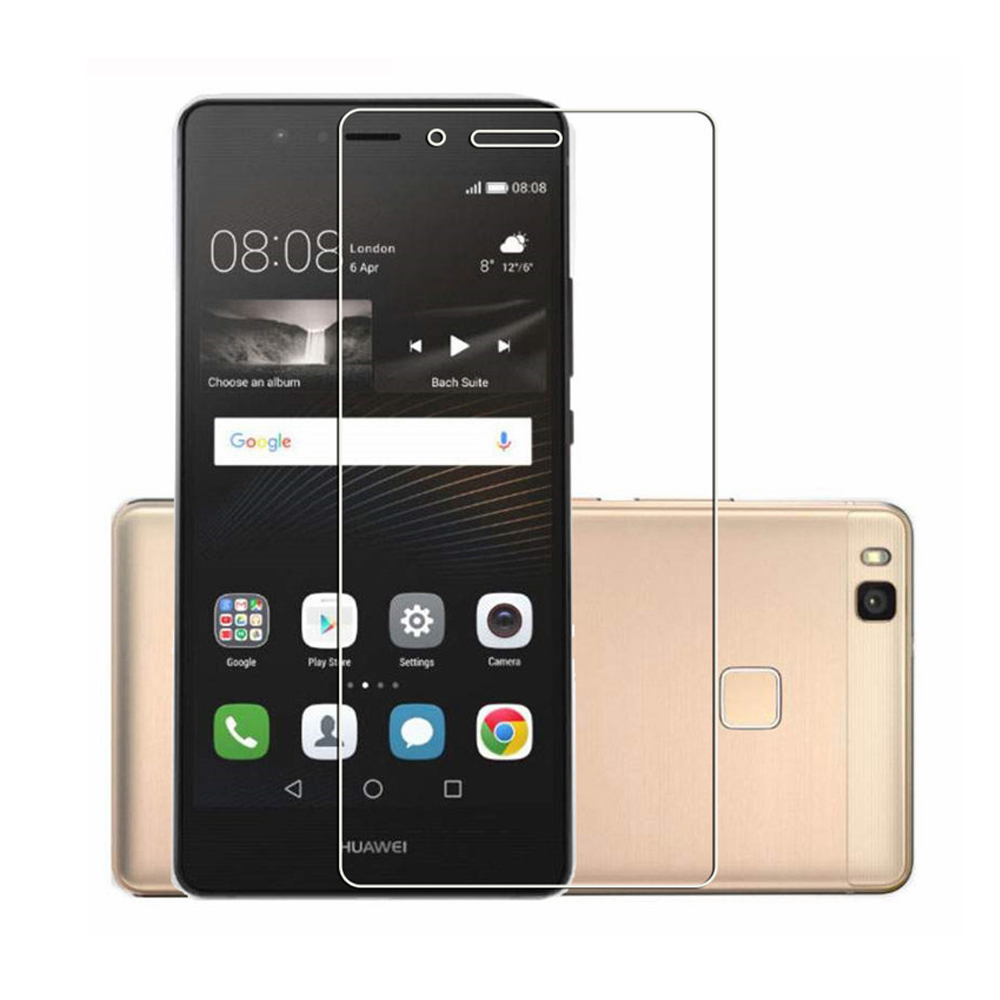 Screen Protection Tempered Glass for Huawei P9 Lite / G9Lite / Honor 8 Smart- Transparent