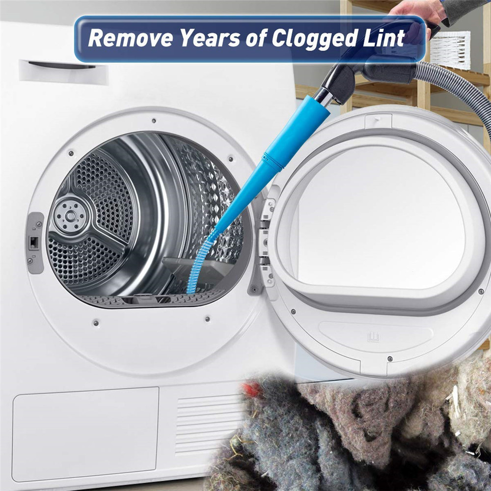 drop something in the dryer lint compartment - 1000×1000