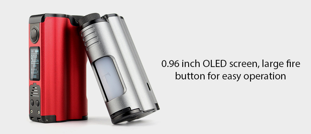 Dovpo Topside Single 90W Squonk Mod OLED Screen