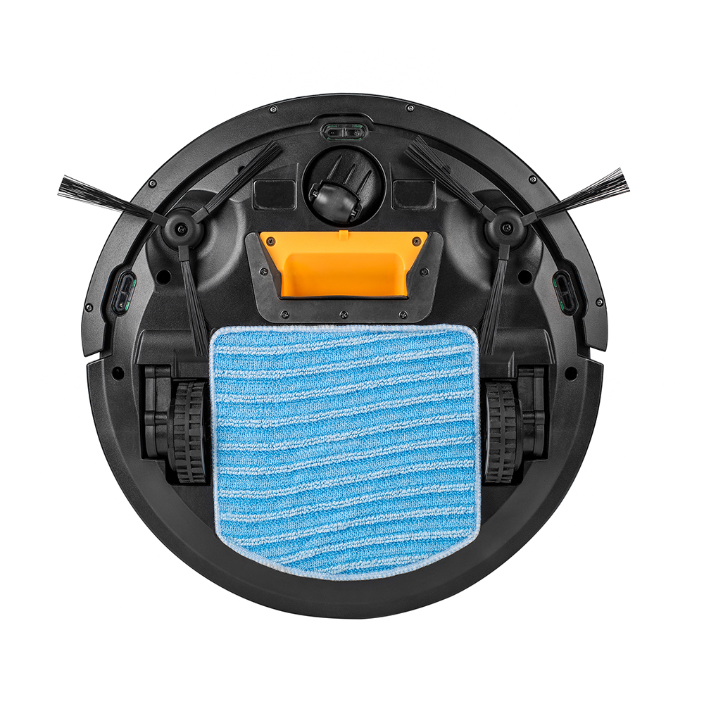 Bobot Vacuum Cleaner  for Wet Dry Use- Black US Plug (2-pin)