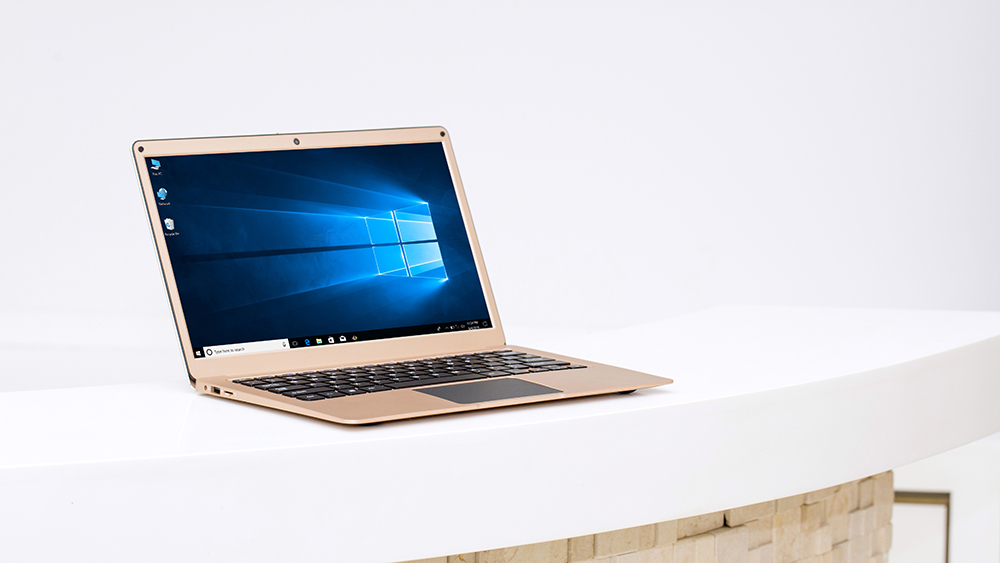 Gearbest AIWO i8 Notebook 6GB RAM 256GB SSD - GOLD