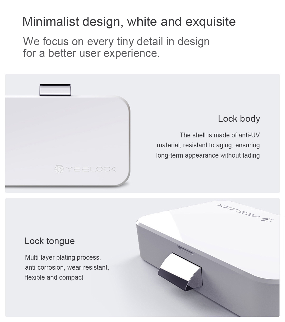 Xiaomi Mijia Intelligent App Remote Control Lock Offered For 1399 Electronic Design