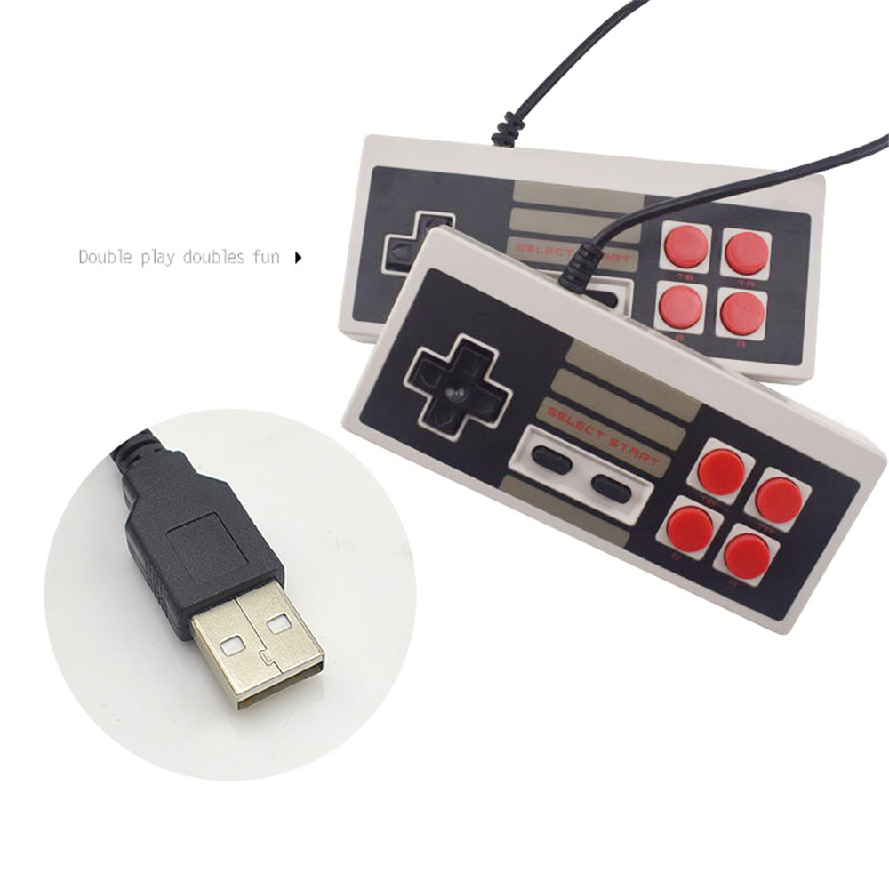 8 Bit Retro Video Game Console Embutido 500/600 Jogos Handheld Gaming Player-Branco Natural nos ligar 500