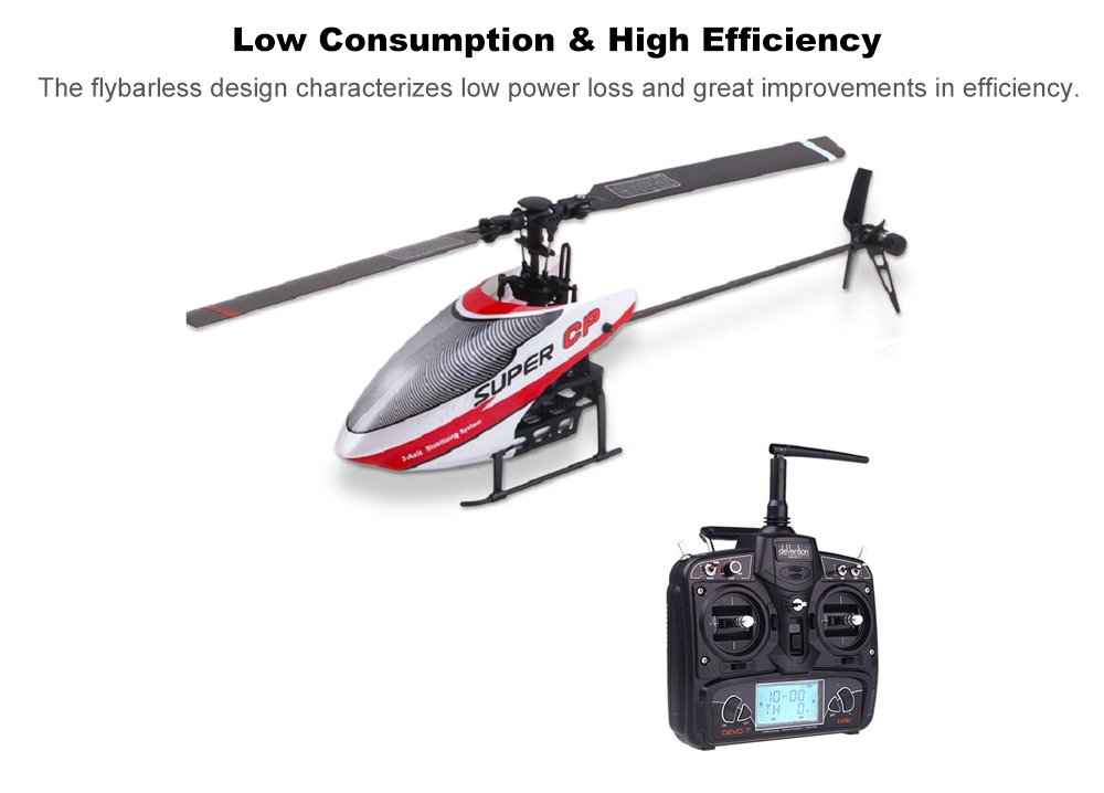 Superb Walkera Super Cp 6Ch 3D Flybarless 3 Axis Gyro Rc Helicopter Toy Wiring Cloud Pendufoxcilixyz