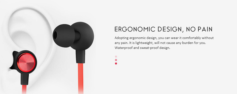 Wired Noise-canceling Voice Change In Ear Earphones- Black