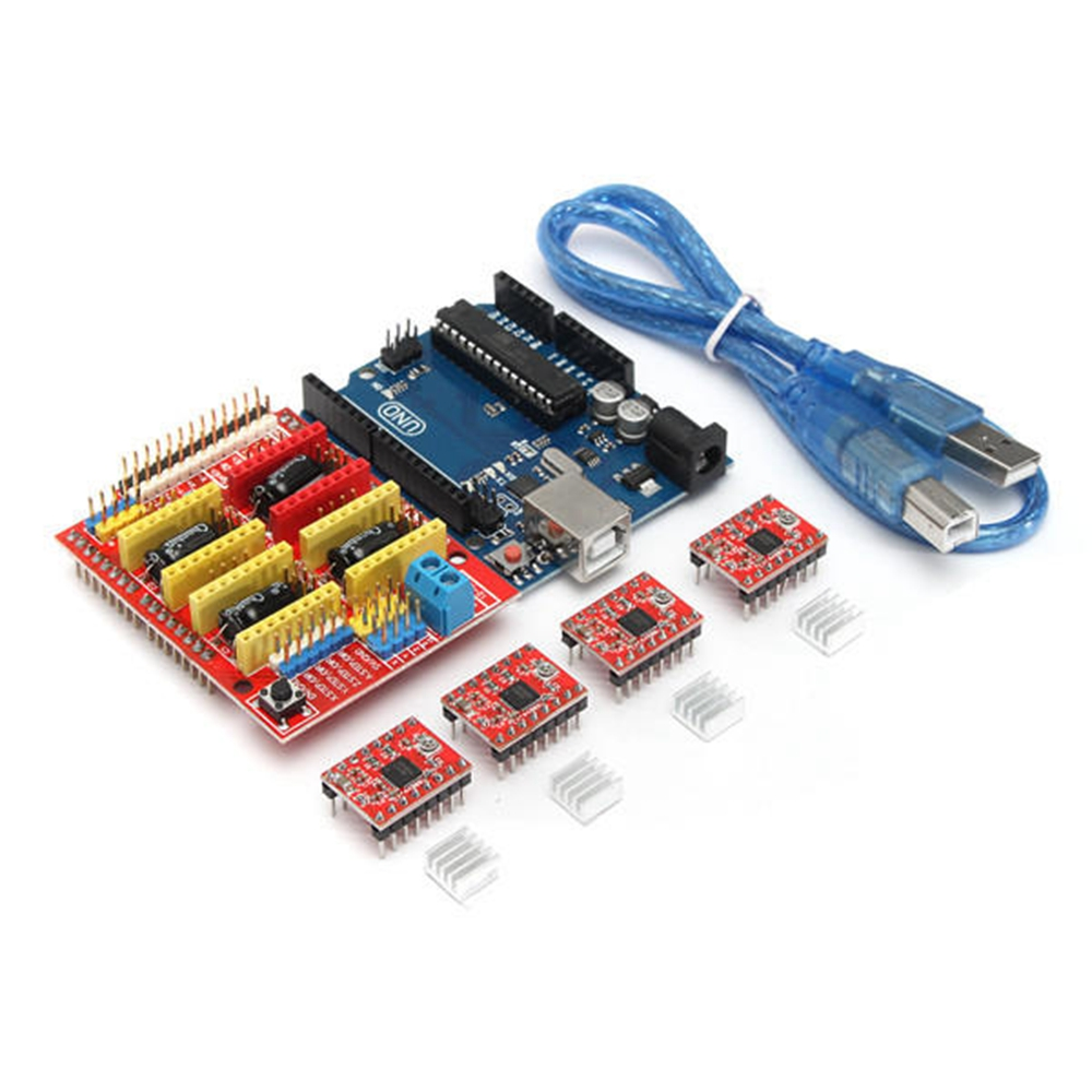 3D printer Kit for Arduino CNC Shield V3 R3 A4988 GRBL Compatible
