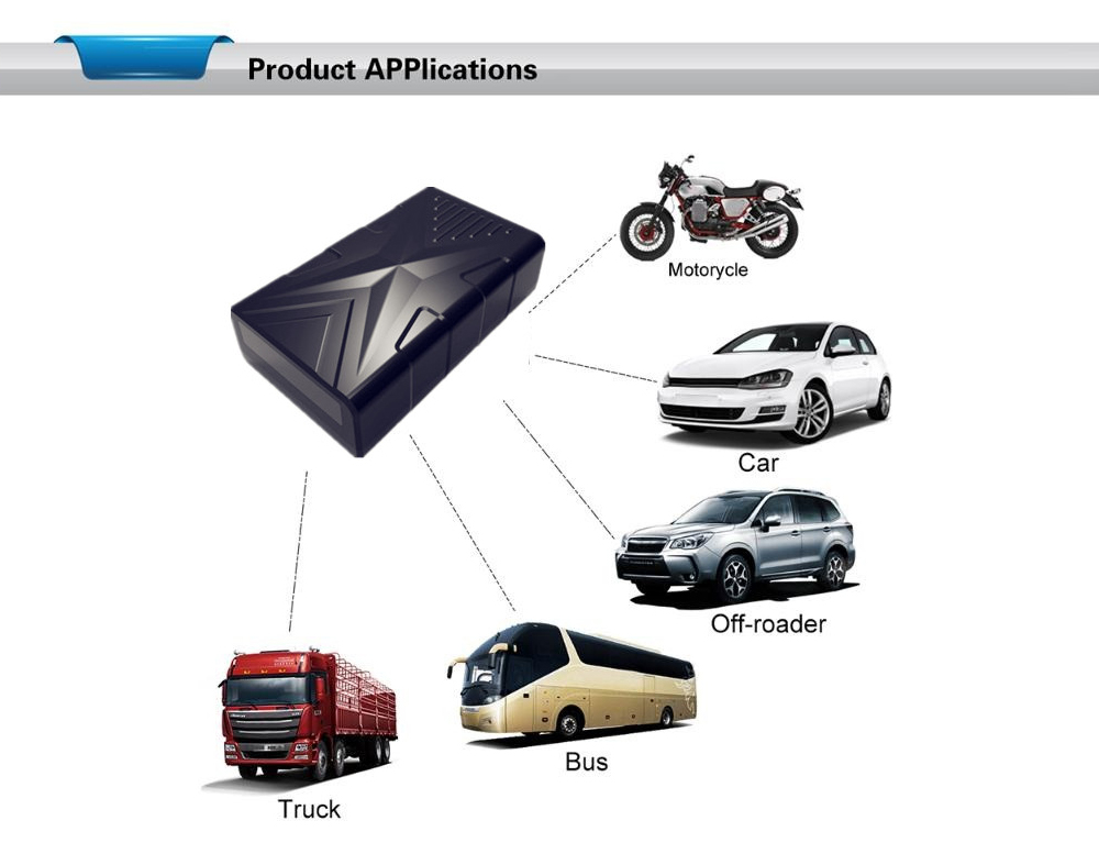 Vehicle Gps Tracking >> Al01 Waterproof Vehicle Gps Tracker Strong Magnetic Car Tracking Locator