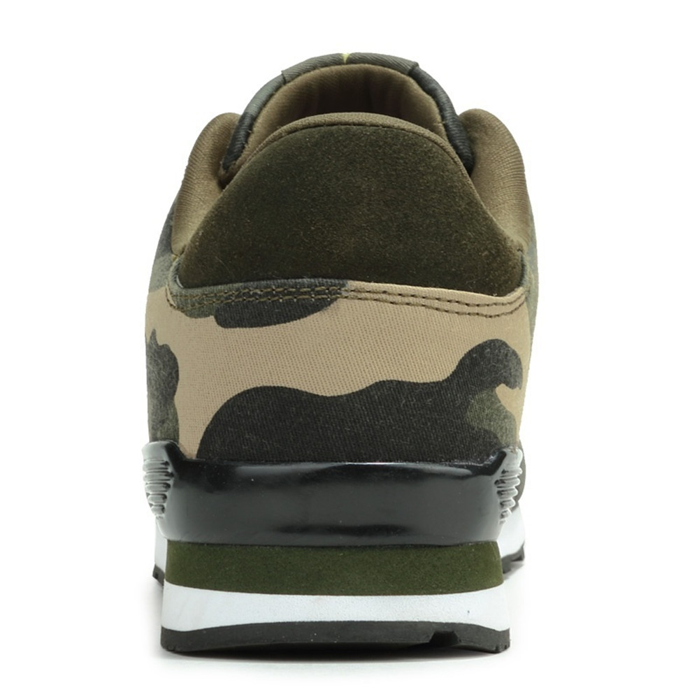 077ca57a83458 Unisex Couples Camouflage Shoes Mens Comfortable Tennis Shoes Casual  Sneakers Sh- Woodland Camouflage EU 37
