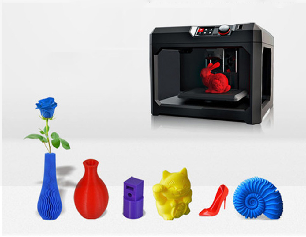 CCTREE 3D Printer PLA 1.75mm 4 Color Pack  For Creality CR10 Anet A8- Multi-A