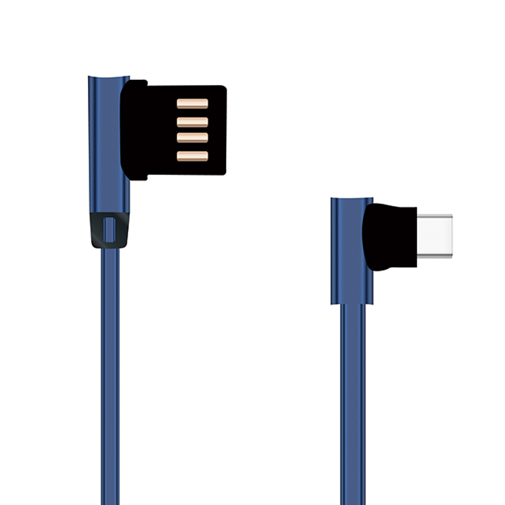 K 184 Double-Sided Data Cable for Samsung- Multi-A