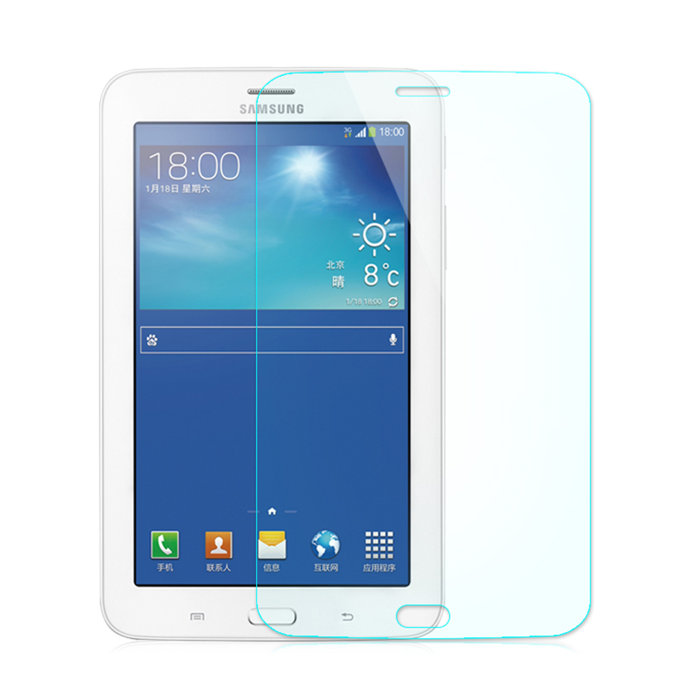 "Premium Tempered Glass Screen Protector for Samsung Kids Tab E Lite 7.0/"" Tablet"
