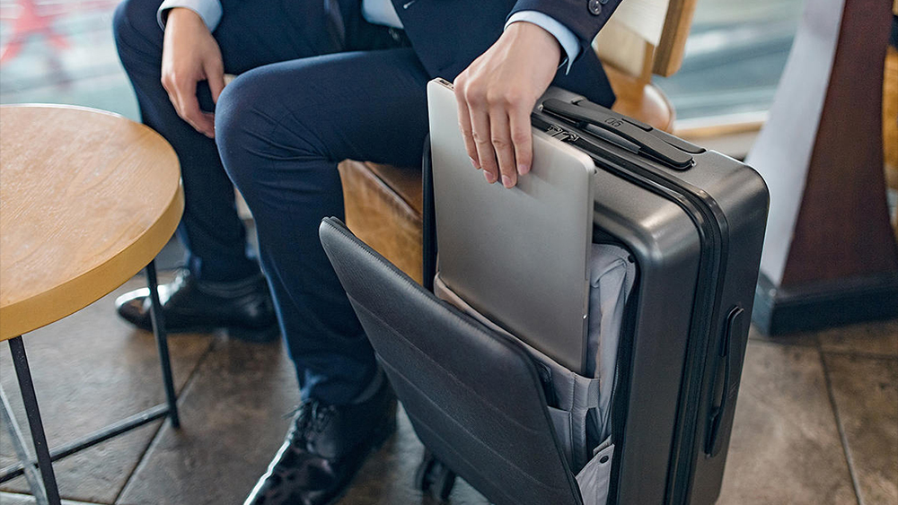 Pleasing Xiaomi Business 20 Inch Travel Boarding Suitcase Home Interior And Landscaping Ologienasavecom