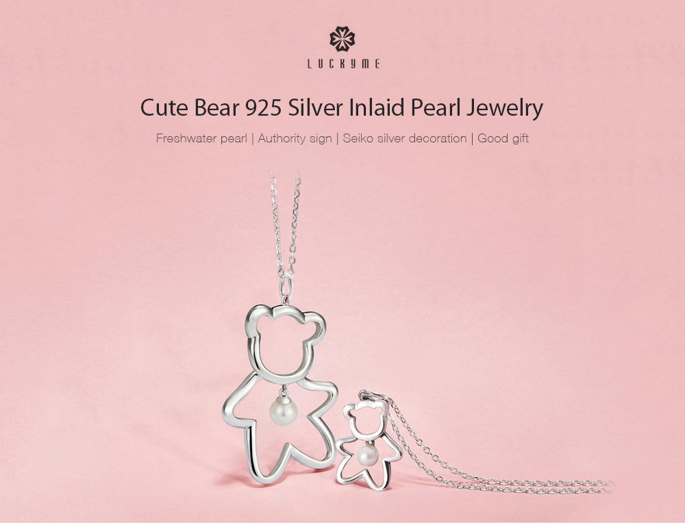 Blowin Cute Stainless Steel Elephant Animal Pendant Lucky Elephant Charm Necklaces for Girls Women