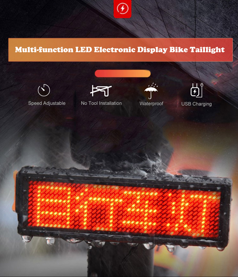 Details about  /USB Bike Rear Tail Light LED Rechargeable Bicycle Helmet Backpack Red Lamp USA