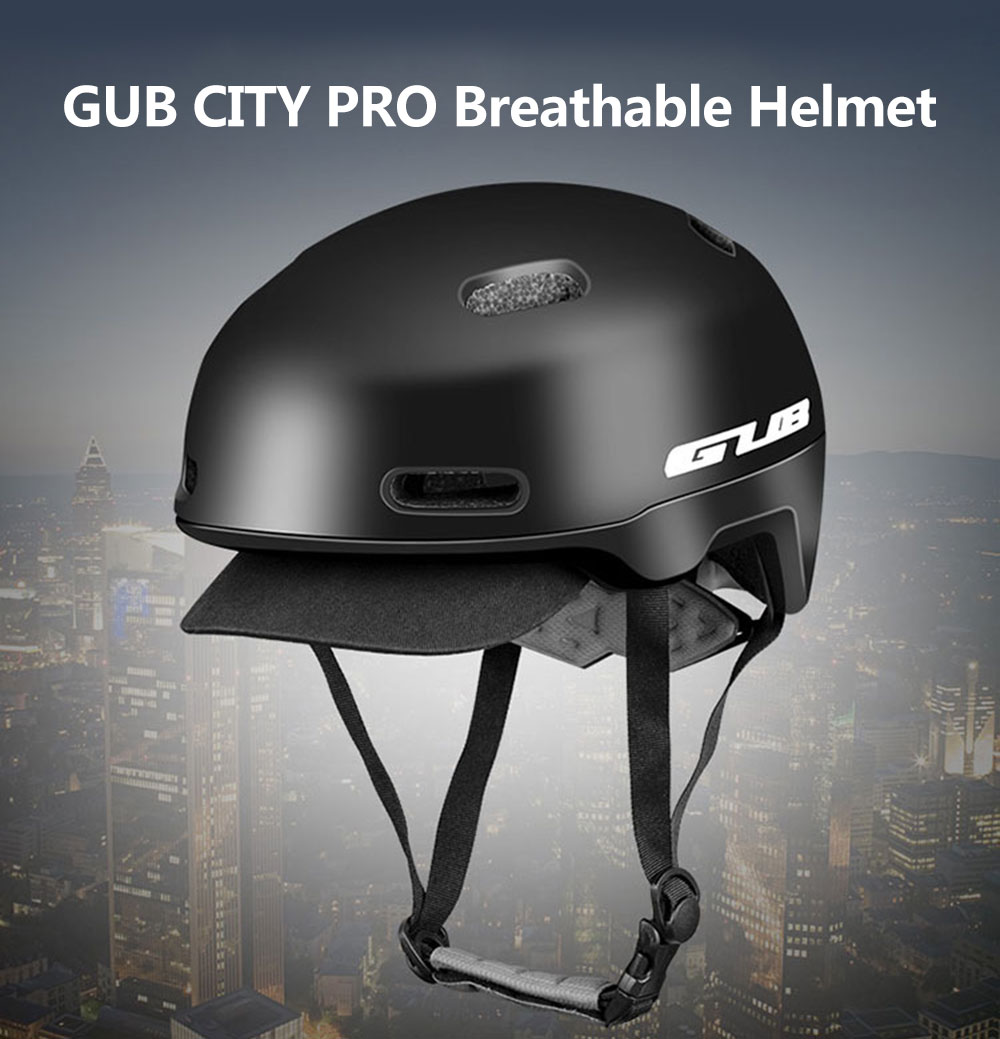 Gub City Pro Breathable Helmet For Riding Cycling Sale Price Reviews Gearbest