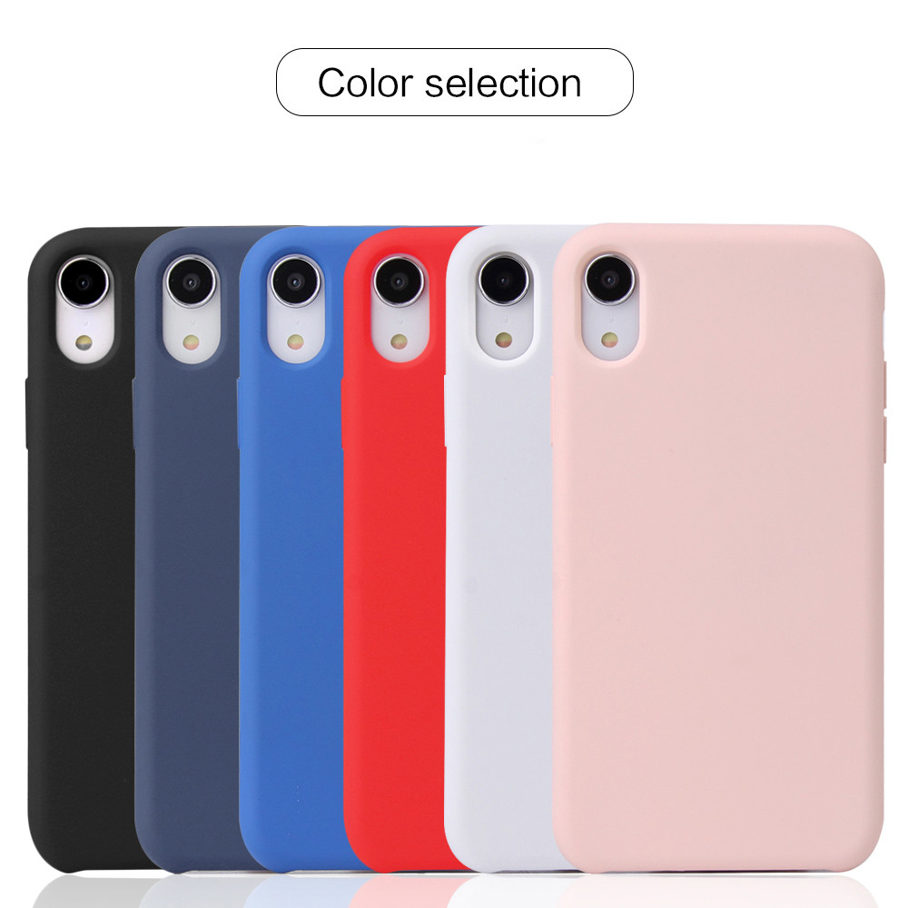 estuche funda rojo Bolso para Apple iPhone XR funda protectora para móvil plegable