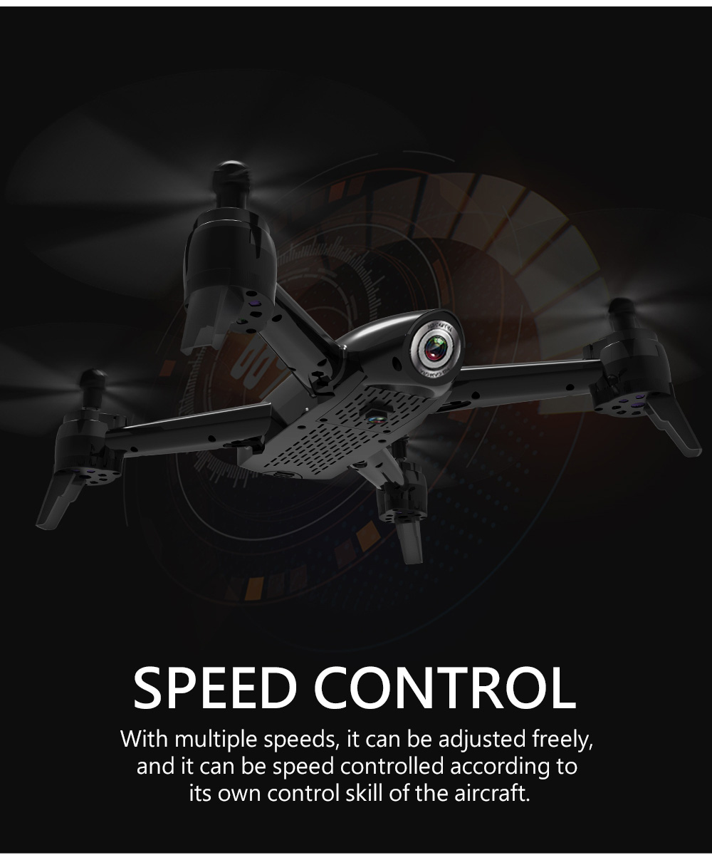 SG106 Mini Drone Adjustable Speed Control