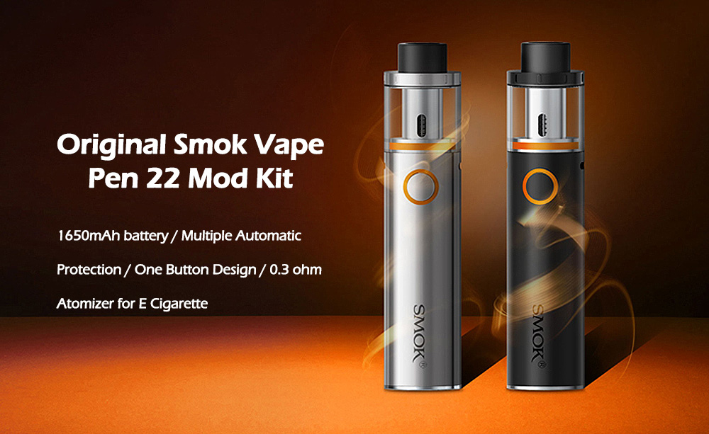 Original Smok Vape Pen 22 Mod Kit